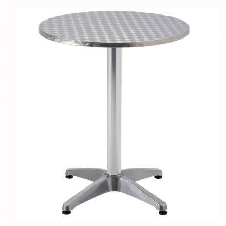 SupaGarden Aluminium Table - 60cm